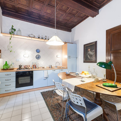 Villa La Cisterna / Firenze