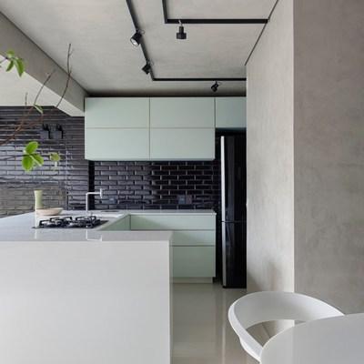 Giovane e fresco: un appartamento da sogno in meno di 80 mq