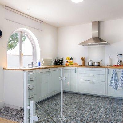 Idee di casa al mare per ispirarti habitissimo - Cucina casa al mare ...