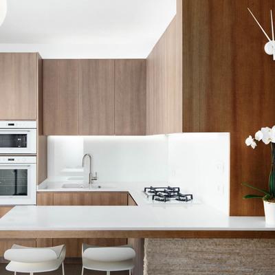 Casa A+R: modernità e toni neutri