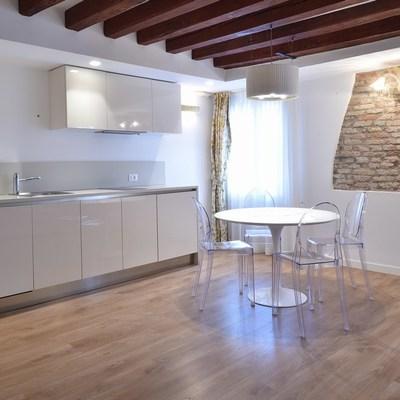 Ristrutturazione di un appartamento a Venezia