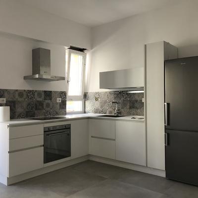 Ristrutturazione d'interni di un appartamento al Pigneto (Roma)