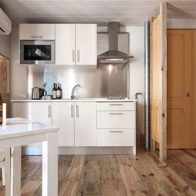 Rinnova la cucina con materiali low cost