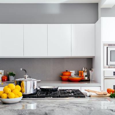Come organizzare la zona lavoro della cucina