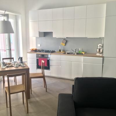 Appartamento in Via Bompiani