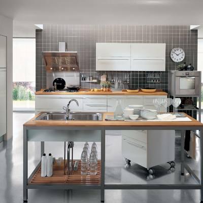 Cucina: quali sono i migliori materiali?