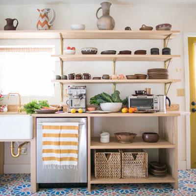 7 segreti per una cucina con mobili a vista