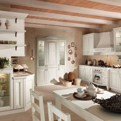 Cucina bianca: non passerà mai di moda