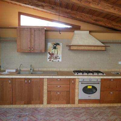 Cucina Classica in muratura