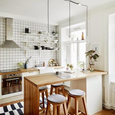 Consigli dell'interior designer per dare un twist alla cucina