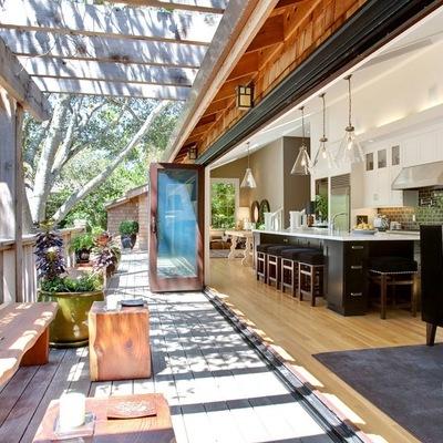 Idee e foto di cucine su terrazzi per ispirarti habitissimo - Cucine da terrazzo ...