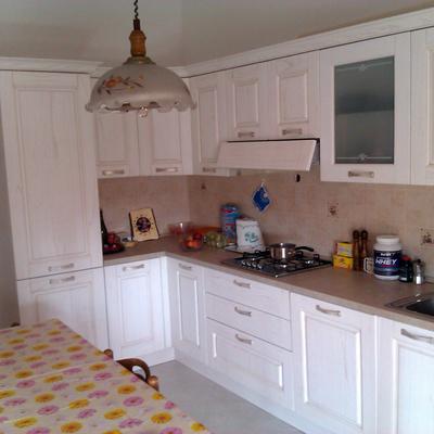 Progetto di Piccola Restrutturazione Con Cucina Decapè