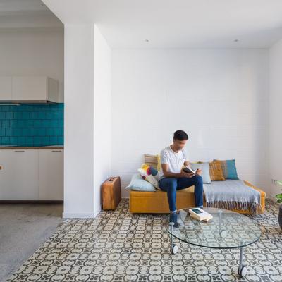 Idee e foto di arredamenti duplex per ispirarti habitissimo for Foto di arredamenti