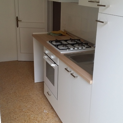 Progetto Montaggio cucina IKEA e allaccio impianti