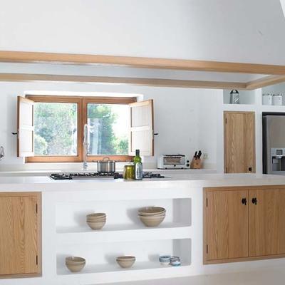Cucina in muratura: 8 idee che te ne faranno innamorare