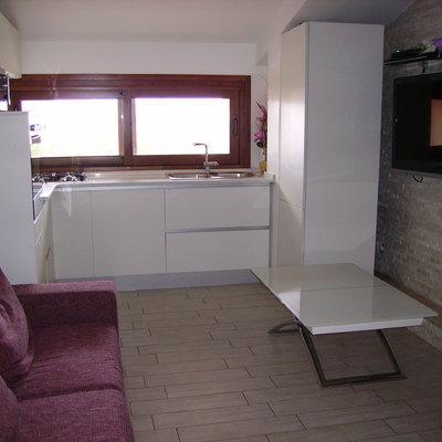 Ristrutturazione appartamento 70 mq per una famiglia