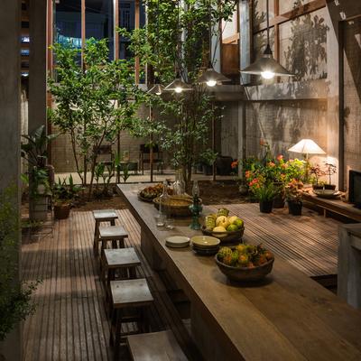 Idee e Foto di Terrazzo e Giardino In Stile Moderno a Cuneo Per ...