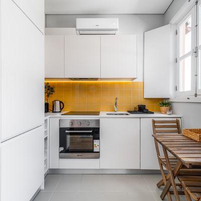 Cucine piccole e complete