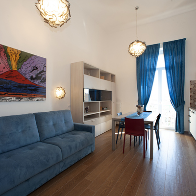 Ristrutturazione casa vacanza nel centro storico di Napoli