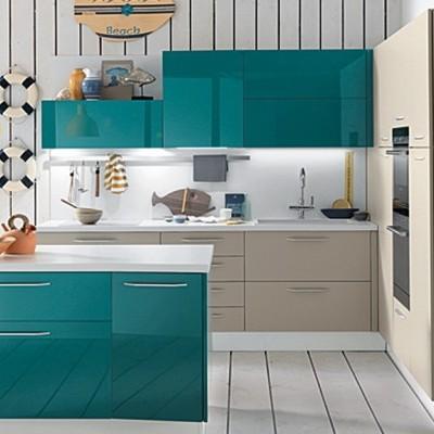 Idee e Foto di Cucine Azzurre Per Ispirarti - Habitissimo