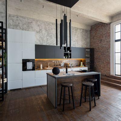 Idee per una casa in stile industriale