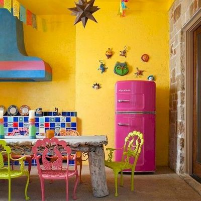 cucina stile messicano