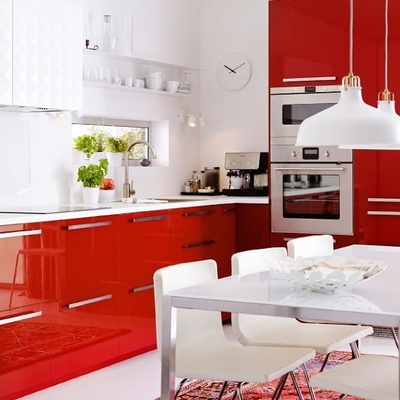 Beautiful Cucine Rosse E Bianche Ideas - Home Ideas - tyger.us