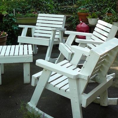 Casa tua pi bella habitissimo - Costruire sedia a dondolo ...