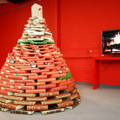 Le idee più belle per creare alberi di Natale originali