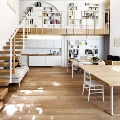 5 consigli per una casa open space con spazi creativi
