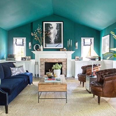 Il colore più amato del 2017? Il Marrs Green! Le più belle idee per utilizzarlo in casa