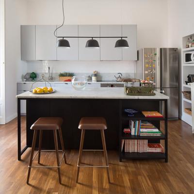 Idee e Foto di Isole Per Cucine Moderne a Roma Per Ispirarti ...