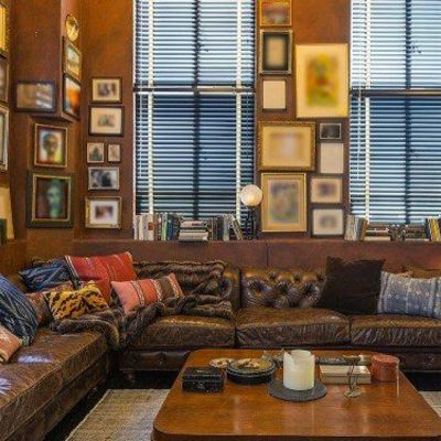 Johnny Depp e l'eccentricità: la casa Art Deco del pirata dei Caraibi