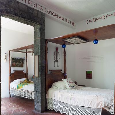 """Messico e nuvole: la """"Casa Azúl"""" di Frida e Diego"""