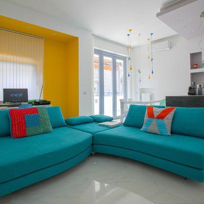 Dipingi la tua casa secondo la psicologia del colore
