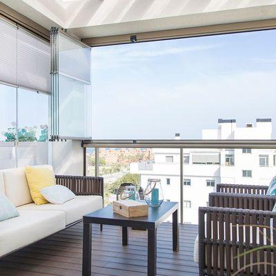 Come sfruttare la terrazza (o il balcone) tutto l'anno