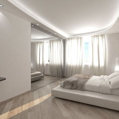 8 idee per far ordine in camera da letto