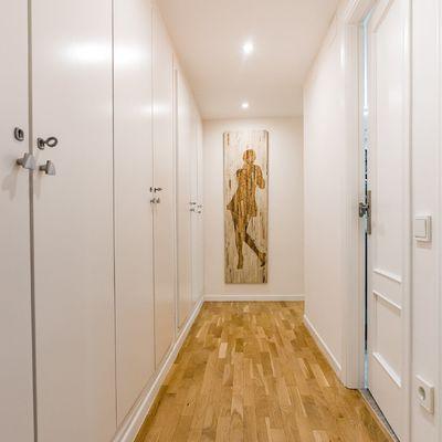 Come fare in modo che il tuo corridoio sembri più grande.