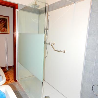Trasformazione vasca in doccia provincia di Brescia