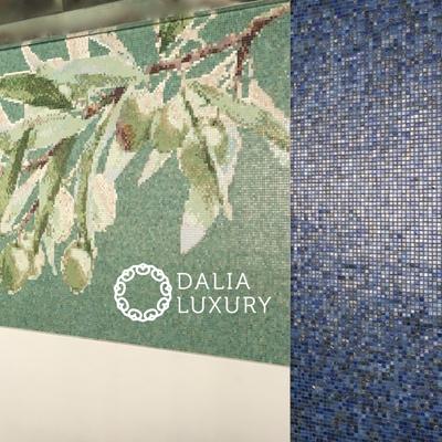 Dalia Luxury montaggio Mosaico Artistico Hotel in Giappone