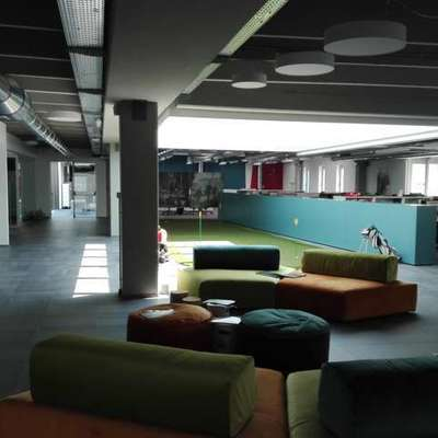 ristrutturazione completa uffici