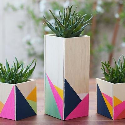 Trasforma i tuoi vasi in opere d'arte DIY