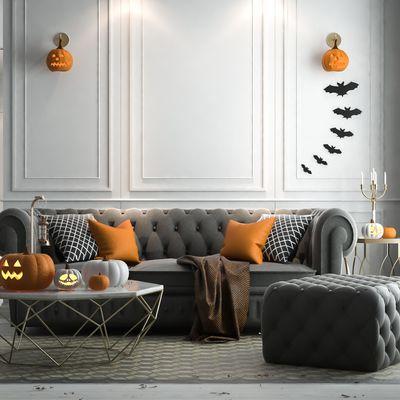 Idee per decorare casa per Halloween