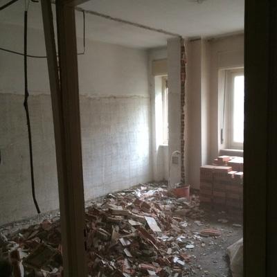 Progetto di ristrutturazione completa appartamento