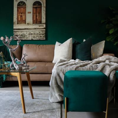 Design invernale per una casa calda e accogliente
