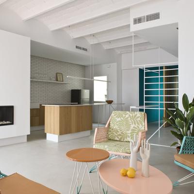 Rocha Apartment: ristrutturazione all'italiana