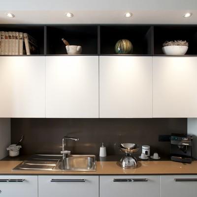 dettaglio cucina - studio illuminotecnico