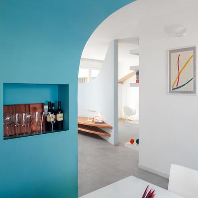 Ristrutturazione di un appartamento di 85 mq.