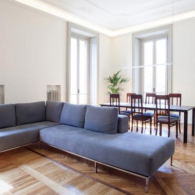 Idee e foto di divano azzurro per ispirarti habitissimo for Divano azzurro