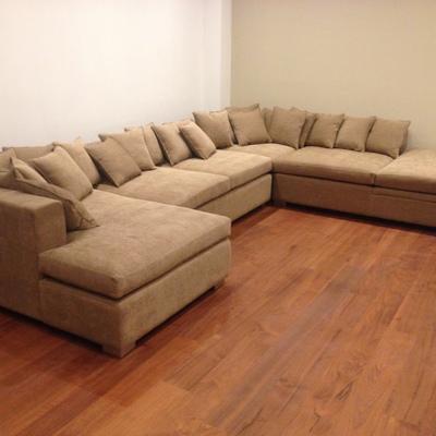 divano su disegno cliente